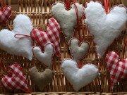 stoffherzen selber n hen selbstgen hte stoffherzen nicht nur zu valentinstag ein sch nes geschenk. Black Bedroom Furniture Sets. Home Design Ideas