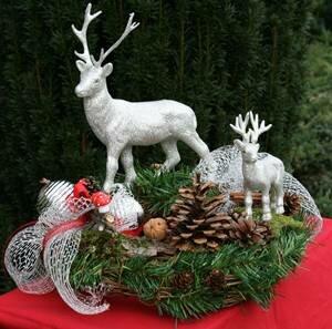 winterzeit ist bastelzeit adventszeit weihnachtsdekoration selber basteln adventsdeko. Black Bedroom Furniture Sets. Home Design Ideas